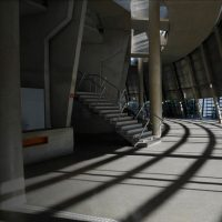 360 Fotografie binnenkant gebouw