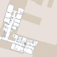 Plattegrond 3D-scan