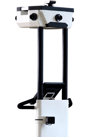 3D-Scan Trolley