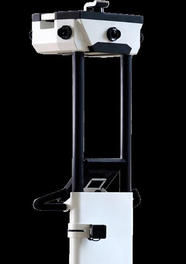 3D-Scan Trolley